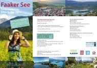 Faaker See Opening8.3.web.pdf - Region Villach