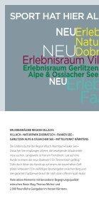Lust auf Radfahren 2013 - Region Villach - Seite 2