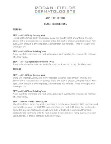 Form Usage Instructions - Kokomo