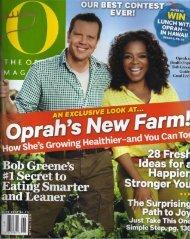 O Magazine, June 2013 - Rodan + Fields