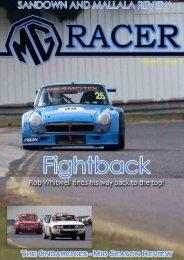 MG Racer Issue 11 - MG Racing