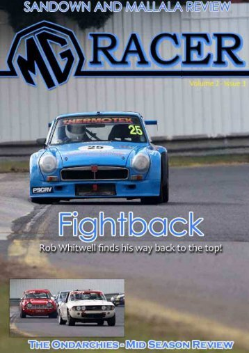 MG Racer Issue 11 - MG Racing