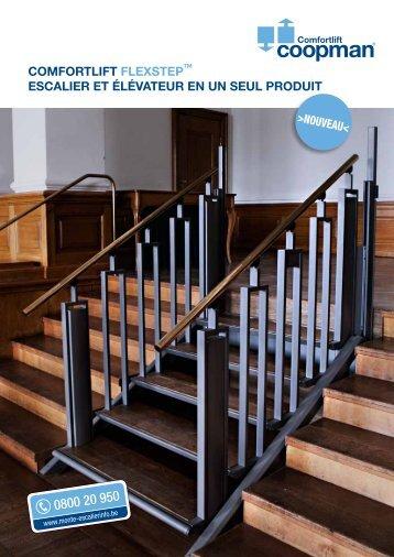 Brochure FlexStep download pdf, 360Kb - Monte-escaliers