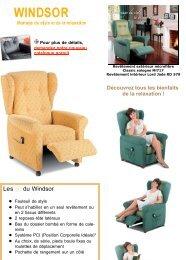 EVERSTYL - Les Produits : WINDSOR - Hacavie