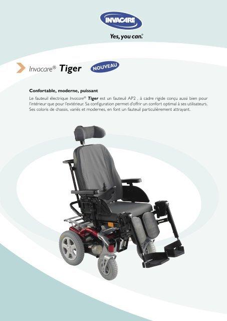 Invacare® Tiger - Hacavie