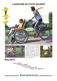Rollfiets FR quadri - Hacavie