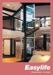 L'ascenseur compact - Hacavie