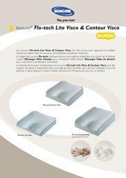 Invacare® Flo-tech Lite Visco & Contour Visco - Hacavie