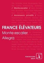 FRANCE ÉLÉVATEURS - Hacavie