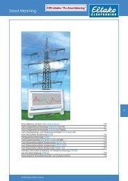 Smart Metering, Monitordarstellung - Eltako