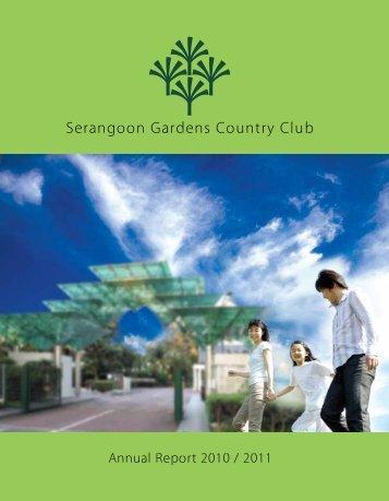 31 March 2011 - Serangoon Gardens Country Club