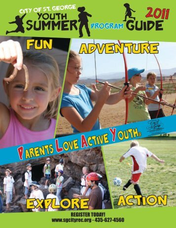 Sports Camps - City of St. George