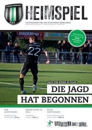 Die JagD Hat Begonnen - SG Eintracht Mendig/Bell