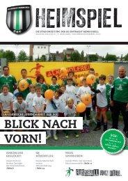 Blick nach Vorn! - SG Eintracht Mendig/Bell