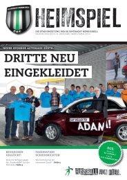Dritte neu eingekleiDet - SG Eintracht Mendig/Bell