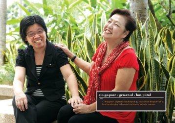 Annual Report 2011 - Singapore General Hospital
