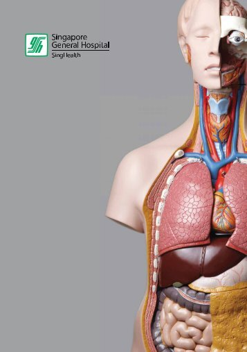 Annual Report 2010 - Singapore General Hospital