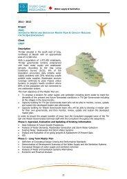 21 2011 - 2012 Project IRAQ Client UNDP Description Thi-Qar ... - SGI
