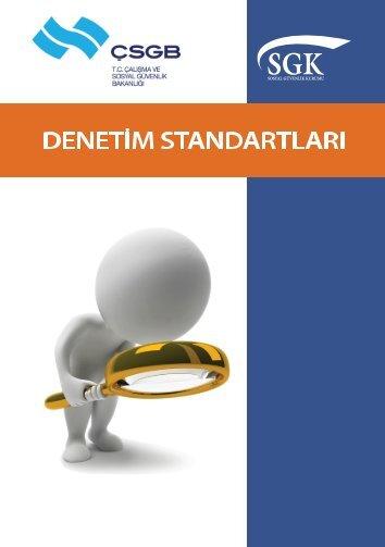 Denetim Standartları Rehberi - Sosyal Güvenlik Kurumu