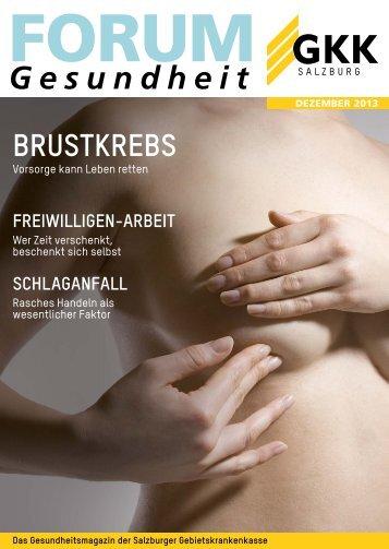 Ausgabe – Dezember 2013 - bei der Salzburger Gebietskrankenkasse