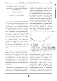Neue Erkenntnisse zu Ökologie und Verbreitung der Sibirischen ...