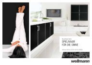 Spielraum für Die Sinne - Studio Kuhinj - Ideal Design