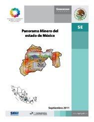 Panorama Minero del estado de México - Servicio Geológico ...
