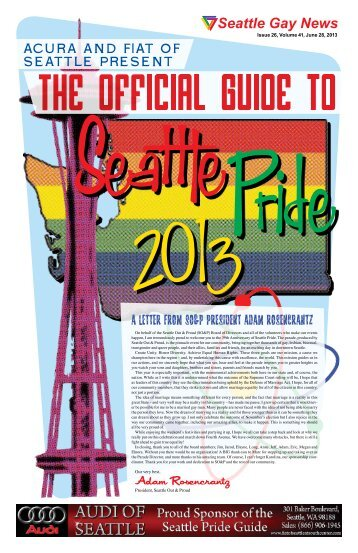 Section 4 - Seattle Gay News