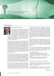 EDITORIAL - Schweizerische Gesellschaft für Orthopädie und ...