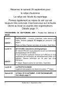 Bull SGP 7 - Sept. 2004 - Société Genevoise de Photographie - Page 2