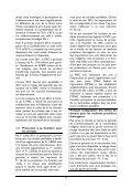 Rapport annuel 2011 - 2012 - Fédération suisse des producteurs de ... - Page 5