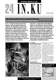 Patrimoine Industriel Le Locle - Sgti