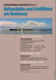 Hafenstädte und Schifffahrt am Bodensee - Sgti