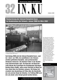 INKU Bulletin Oktober 2000 (pdf, 170,8 kB) - Museumsfabrik