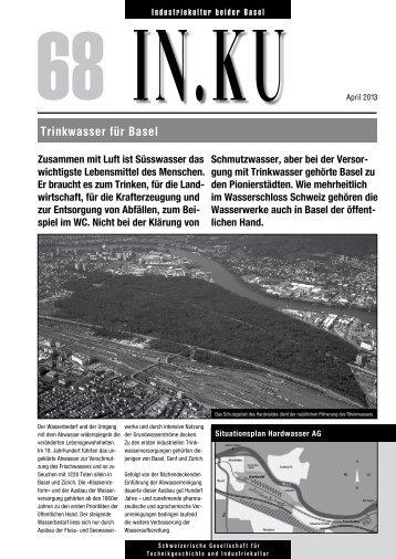 Trinkwasser für Basel - Sgti
