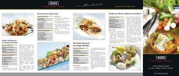 Faltblatt herunterladen - Henning Plotz