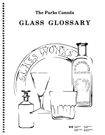 The Parks Canada Glass Glossary - Society for Historical Archaeology