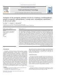HLS study on rabbits and rats - SHAC >> Stop Huntingdon Animal ...