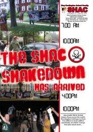 SHAC newsletter 43 - SHAC >> Stop Huntingdon Animal Cruelty