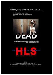 pdf - SHAC >> Stop Huntingdon Animal Cruelty