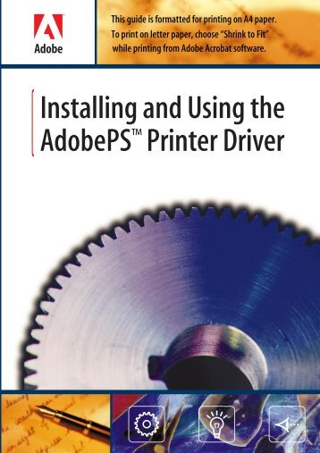 Print Drivers Document v8
