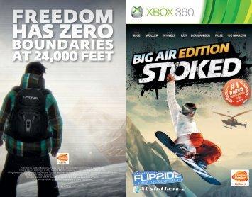 HAS ZERO - Xbox