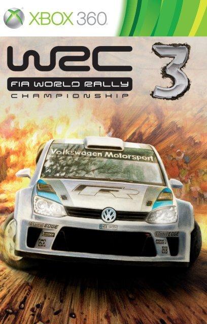 bei der wrc 3 fia world rally championship - Xbox