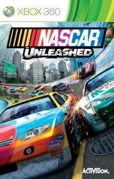7002X3-226_Nascar Unleashed Digital MNL.indd - Xbox