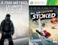 À 7500 MÈTRES, - Xbox