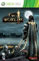 Two Worlds II Xbox 360 Manual German