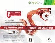 操作方法 - Xbox