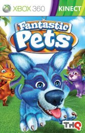 Fantastic Pets Manual.indd - Xbox
