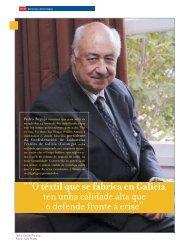 """""""""""O téxtil que se fabrica en Galicia ten unha calidade alta ... - aipclop"""