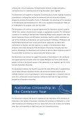 Australian Citizenship... A Common Bond - Page 6